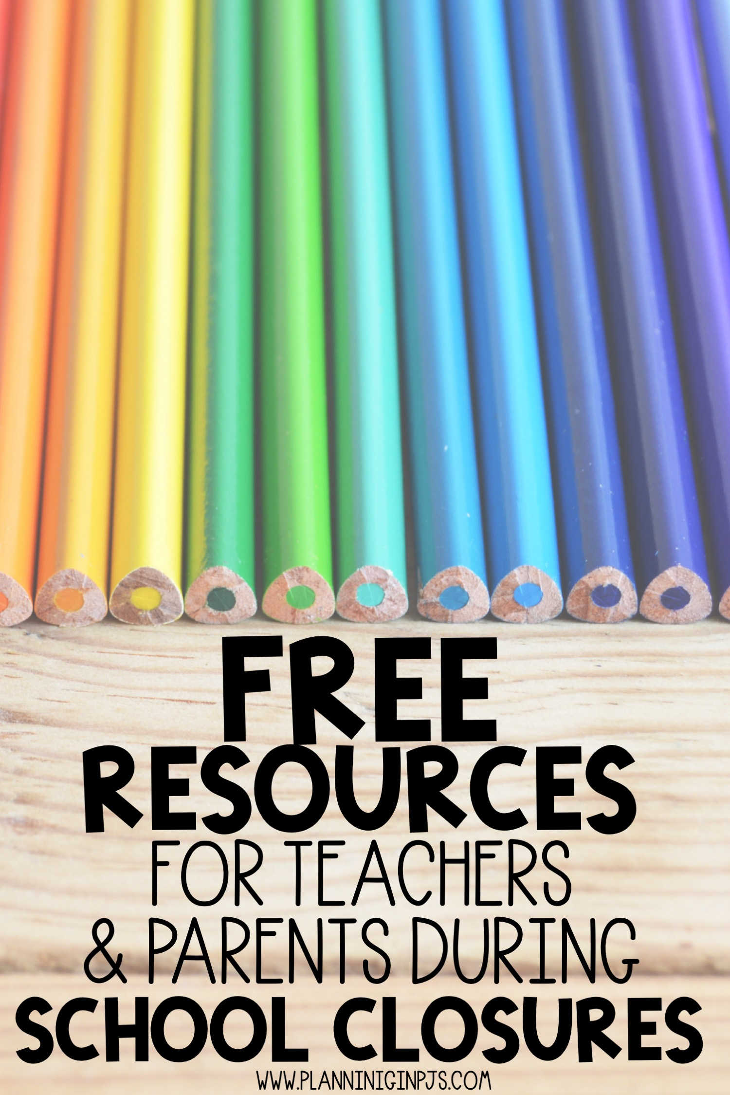 FREE Resources for Teachers and Parents During School Closures