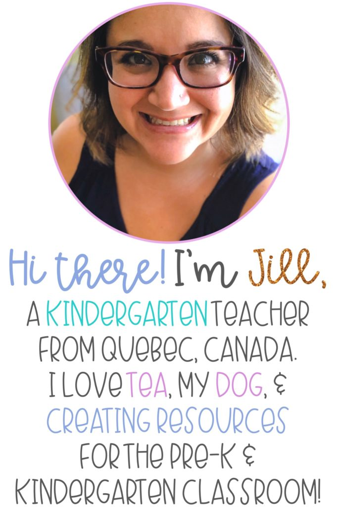 About Me Jill Planning in PJs