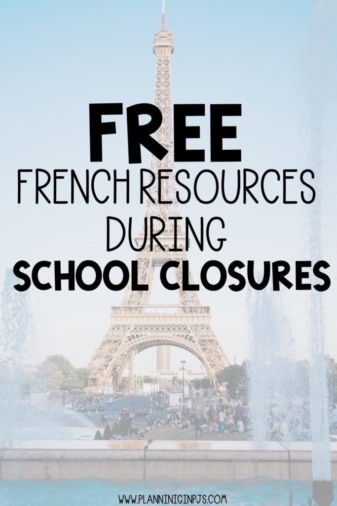 Free French Resources